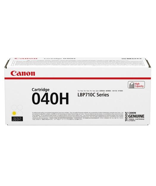 Canon 040 H Yellow Toner K. 0455C001