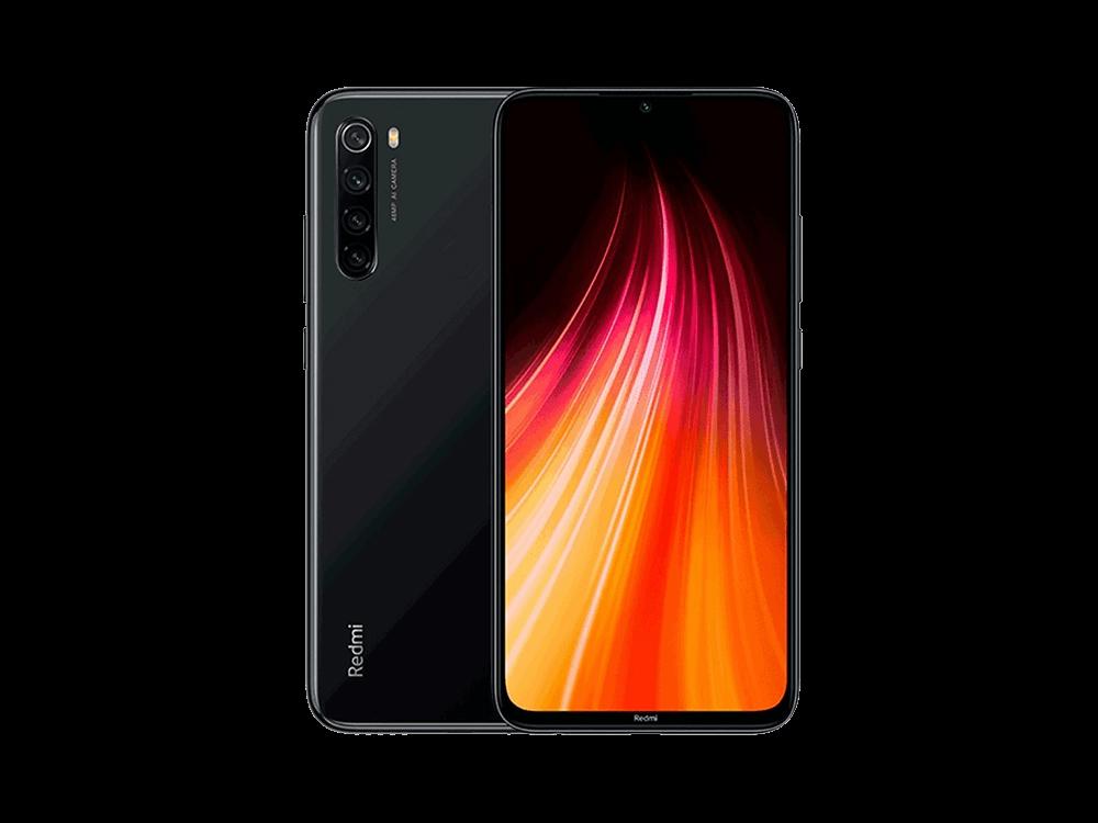 Xiaomi Redmi Note 8 64GB Siyah (4GB)