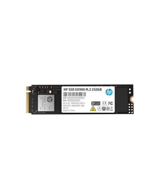HP SSD 250 GB EX900 M.2 NVMe
