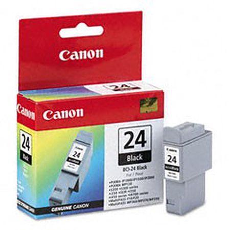 Canon BCI-24 BK Mürekkep Kartuş