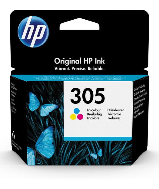 HP 3YM60AE CMY Mürekkep Kartuş (305)