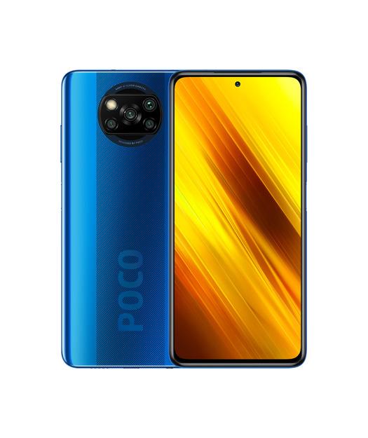Xiaomi Pocophone X3 6GB+64GB Mavi