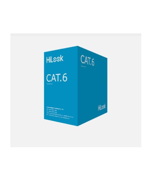Hilook NC-6AU-W 4-Pair CAT6 U/UTP Kablo