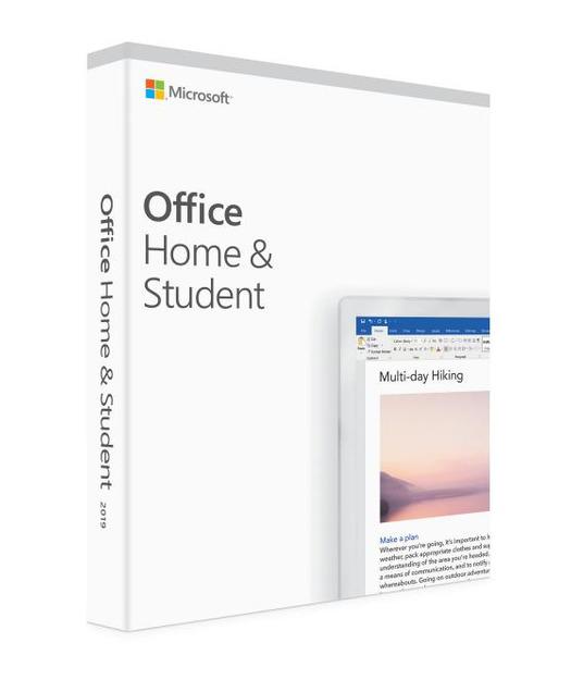 Microsoft Office Ev ve Öğrenci 2019 Türkçe