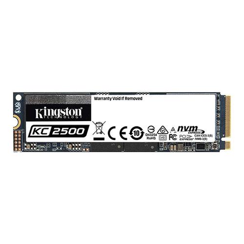 KNG 1000GB KC2500 NVMe SKC2500M8/1000G