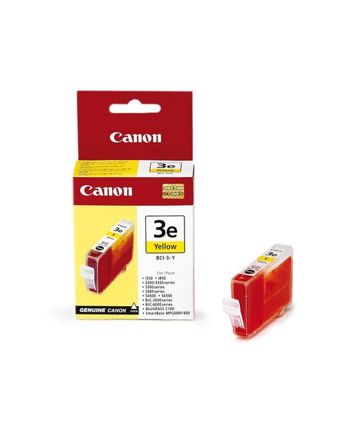 Canon BCI-3E Y Mürekkep K. 4482A002