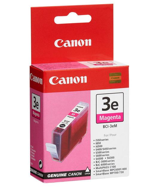 Canon BCI-3E M Mürekkep K. 4481A002