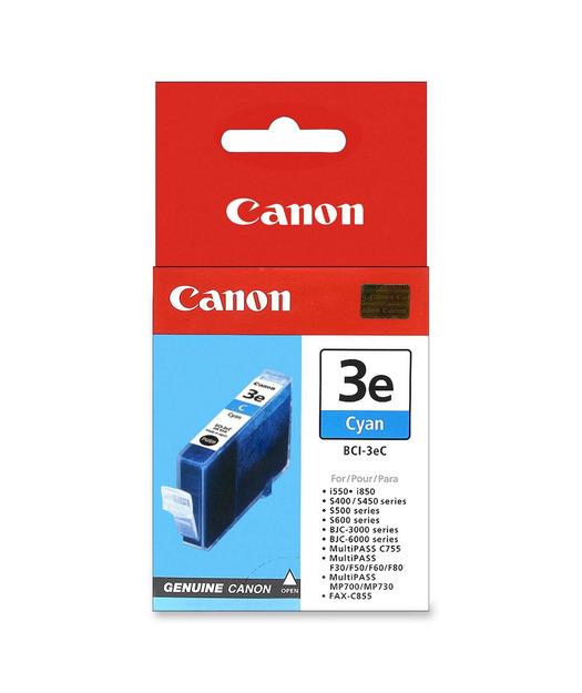 Canon BCI-3E C Mürekkep K. 4480A002