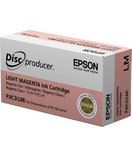 Epson Discproducer Ink Cartridge Light Magenta