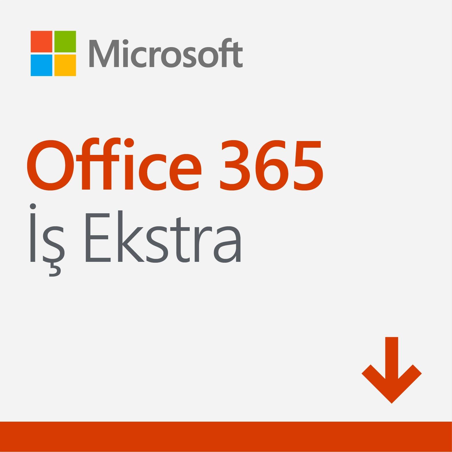 Microsoft 365 İş Stndt-Elektronik Lisans