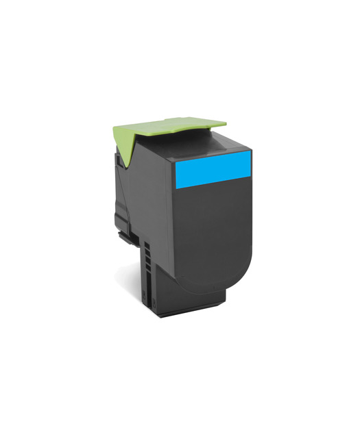 Lexmark 80C80C0 Mavi Return Toner 1000 Sayfa