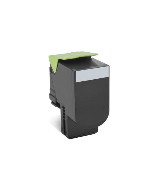 Lexmark 80C8HK0 Siyah Return Toner (4000 Sayfa)