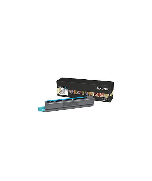 Lexmark C925H2CG Toner Mavi (7,500 Sayfa)