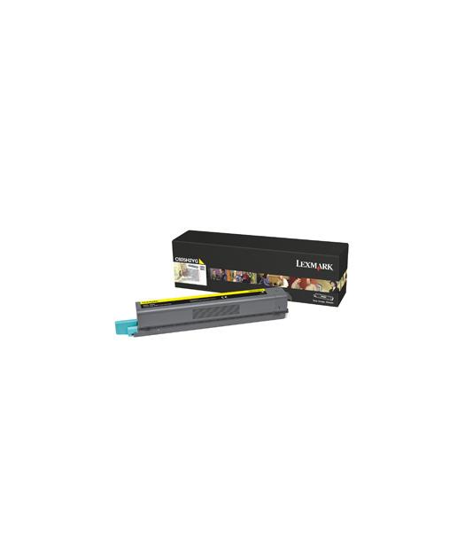 Lexmark C925H2YG Toner Sarı (7,500 Sayfa)