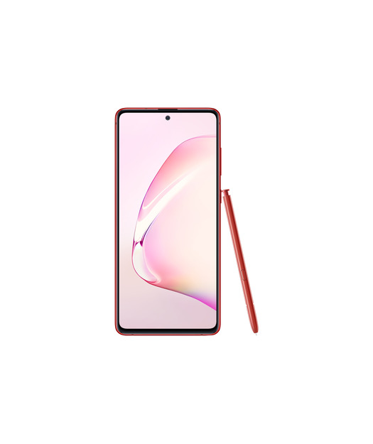 Samsung Galaxy Note 10 Lite 128GB Kırmızı (Çift SIM)