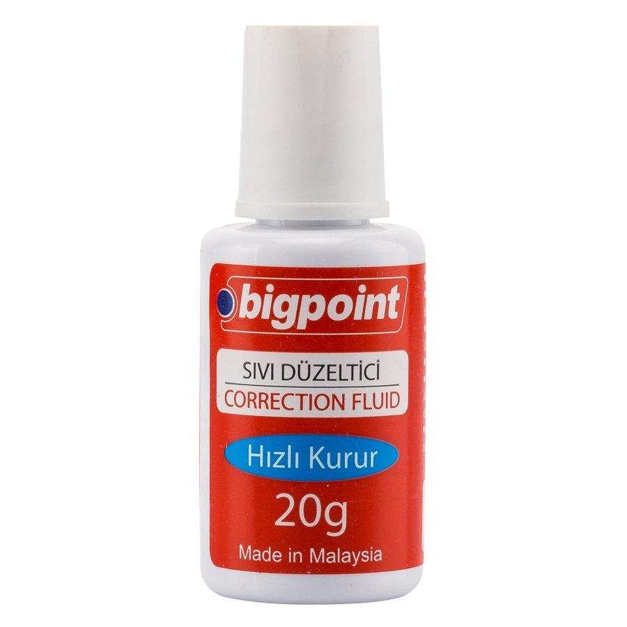 BIGPOINT BP605 SIVI ŞİŞE DAKSİL 20 ML