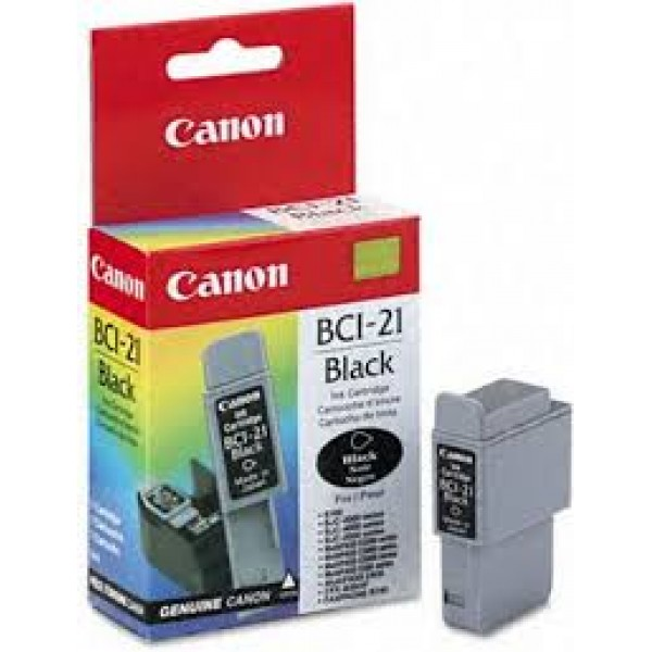 Canon BCI-21 BK Mürekkep K. 0954A373