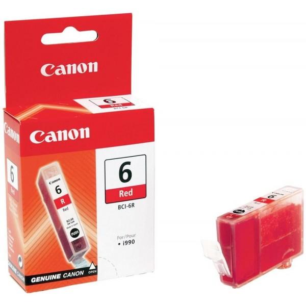 Canon BCI-6 R Mürekkep K. 8891A002