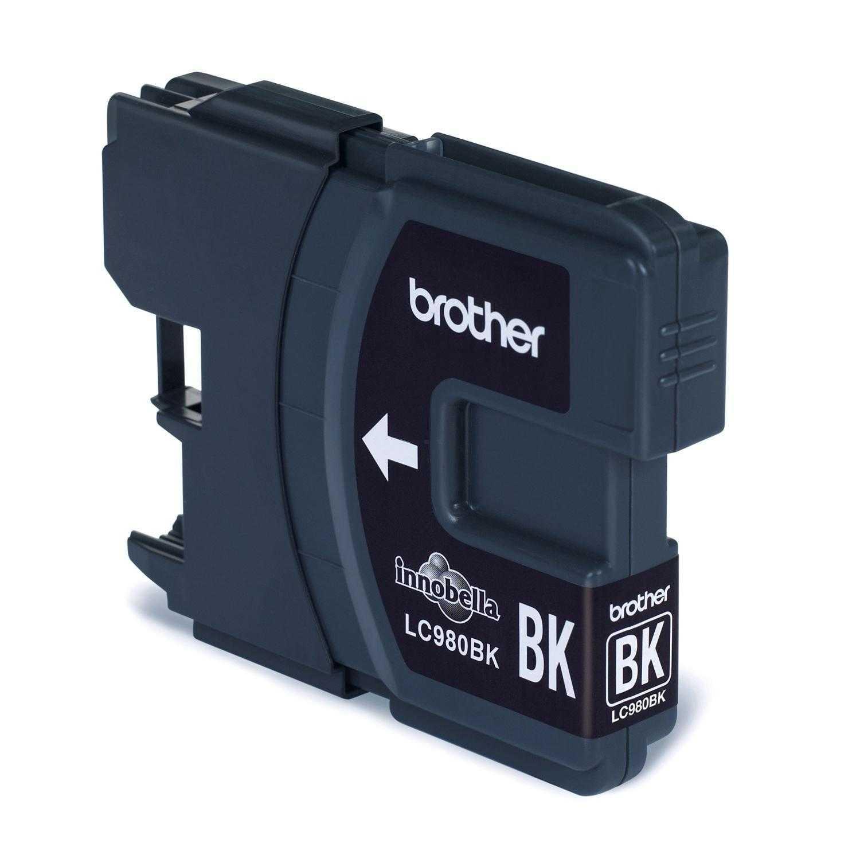 Brother Lc38Bk Siyah Mürekkep
