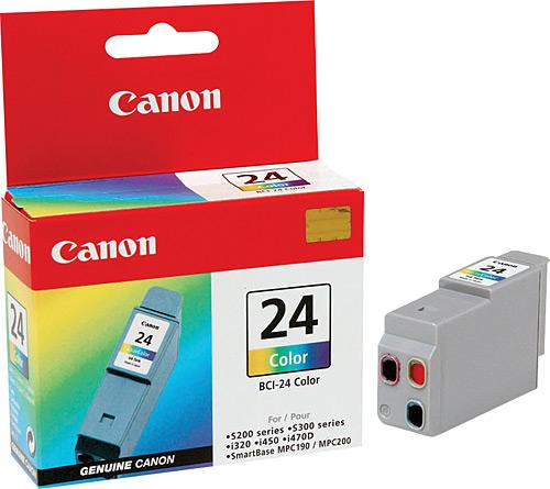 Canon BCI-24 C Mürekkep Kartuş