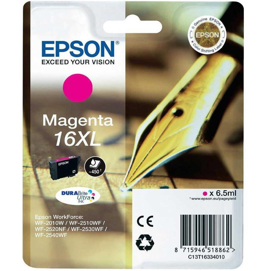 Epson 163340 XL Magenta Mürekkep Kartuş