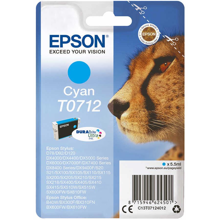 Epson T071240 Mürekkep Kartuş
