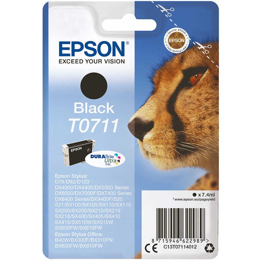 Epson T071140 Mürekkep Kartuş