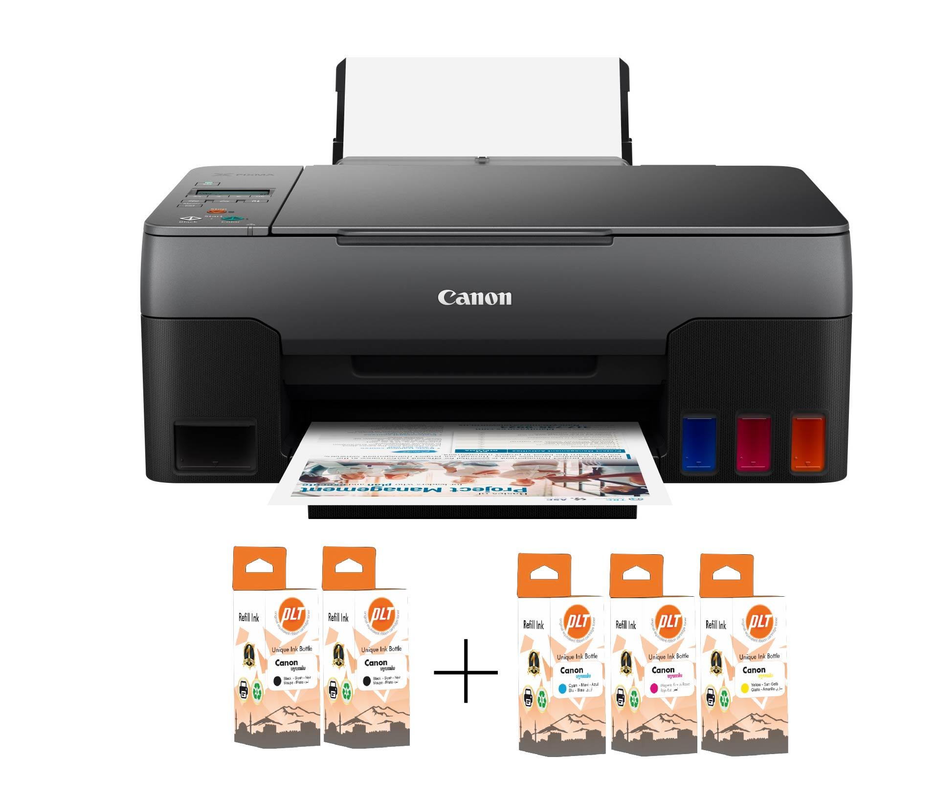 CANON G2420 PLT Mürekkepli Yazıcı/Tarayıcı/Fotokopi/Renkli