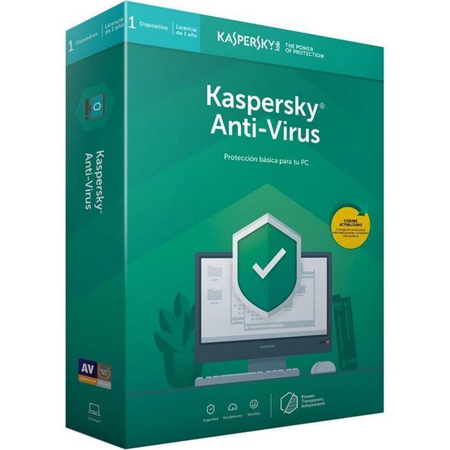 Kaspersky Antivirüs Trk Kutu 1Yıl 4Kullanıcı