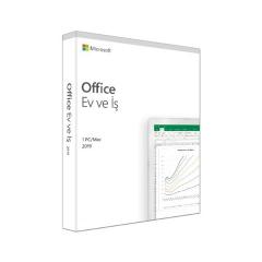Microsoft Office 2019 Ev ve İş Türkçe - T5D-03258